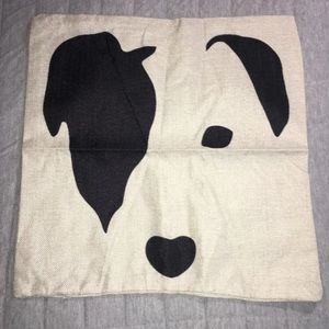 Dog Accent Pillow Cover